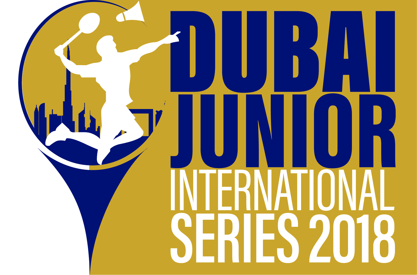 Dubai Junior International Series 2018 Logo
