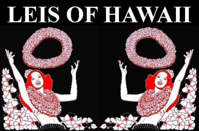 LEIS OF HAWAII ~ GIFT CARD