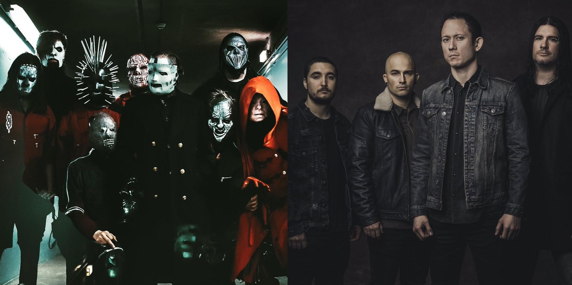 Singapore Rockfest postpone 2021 show featuring Slipknot and Trivium