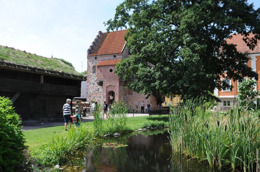 Friluftsmuseet på Kulturen i Lund. Foto: Viveca Ohlsson, Kulturen