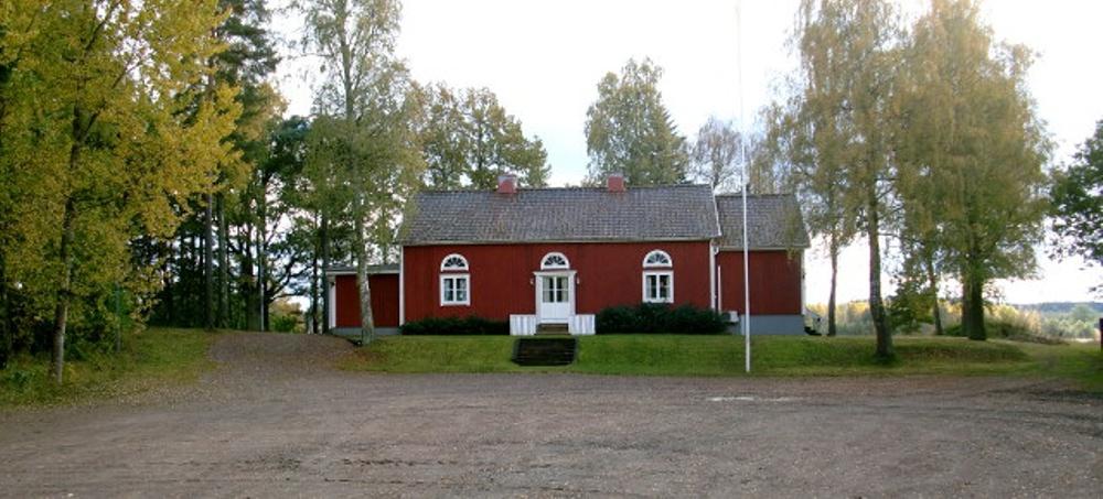 Vättlösa bygdegård.