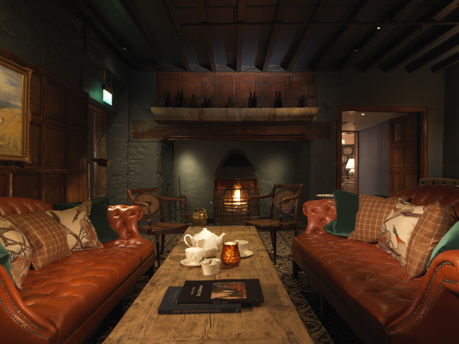 Hotel Design The Lygon Arms The Caterer