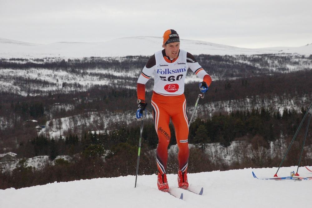 Mikael Östberg. Foto: Privat