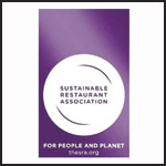 sustainable restaurant association logo