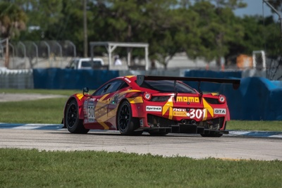 Photo from 2017 FARA Sebring 500 Endurance Race