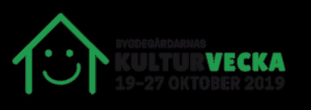 Bygdegårdarnas Kulturvecka 2019
