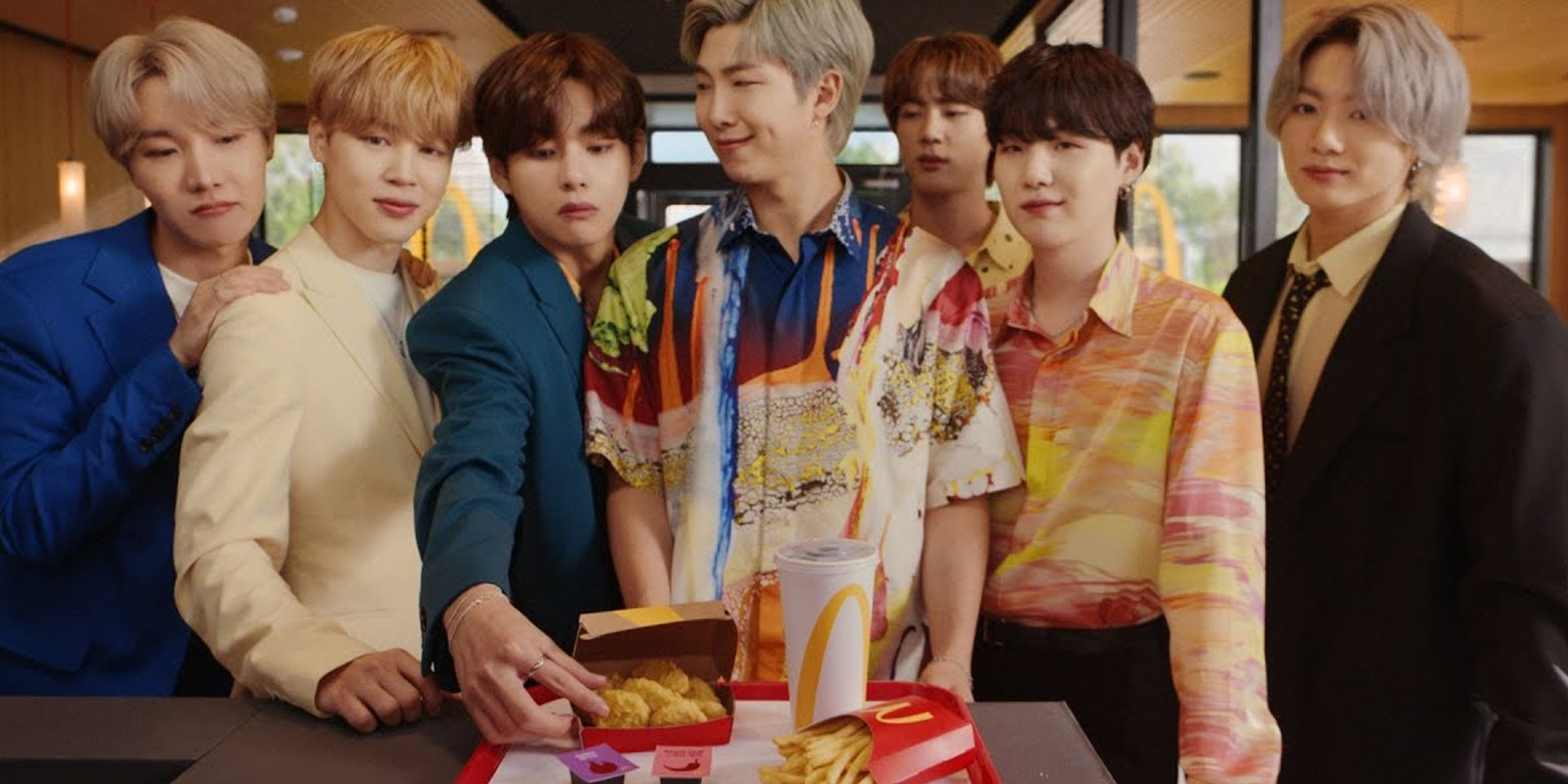 McDonald's Philippines sold close to 1 million BTS Meals in less than a week