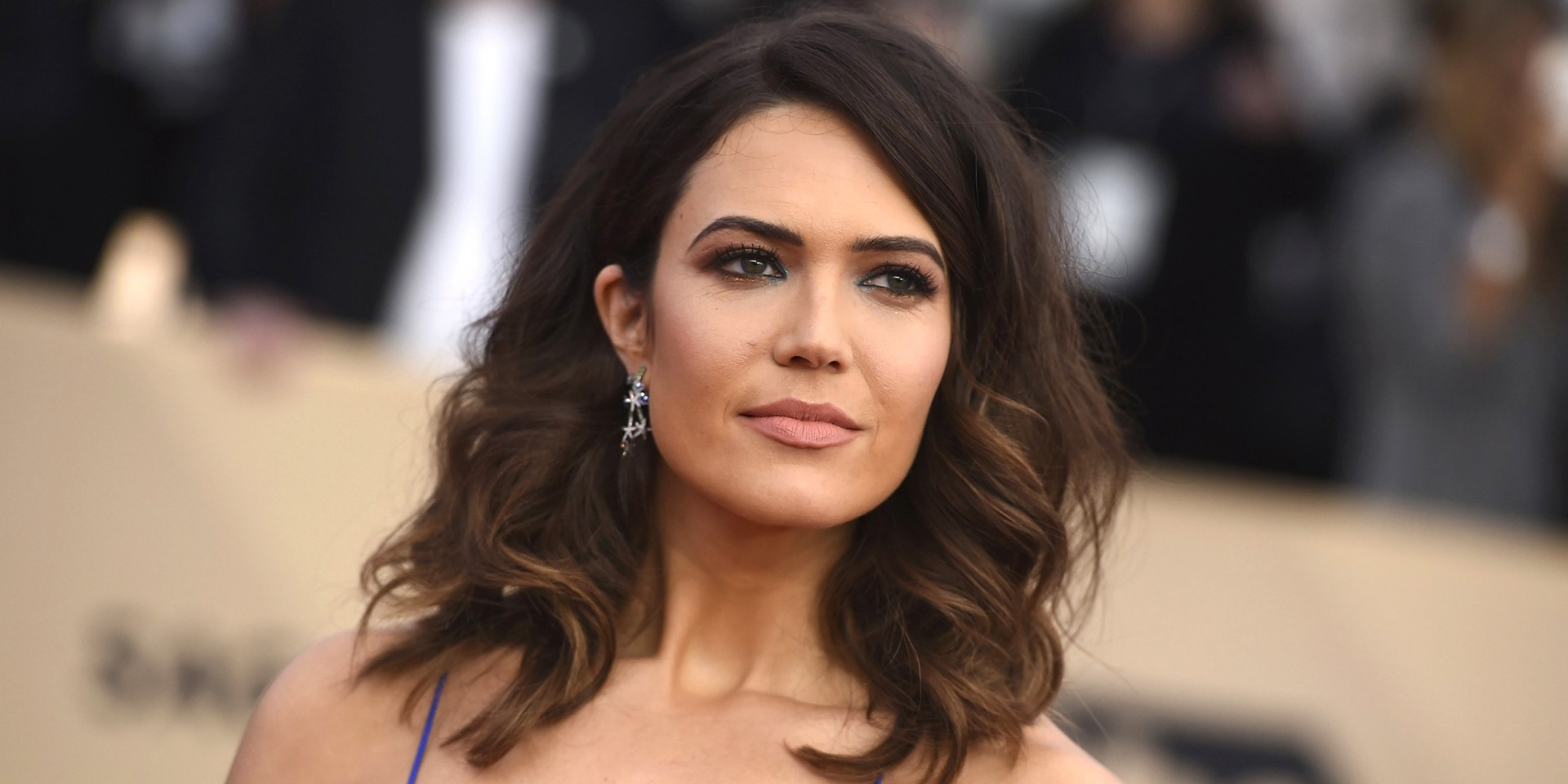 Mandy Moore releases first song since 2009, 'When I Wasn't Watching', shares music video