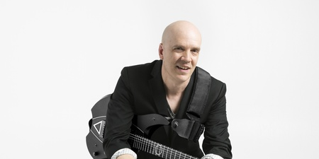 Devin Townsend to make his Singapore debut in September