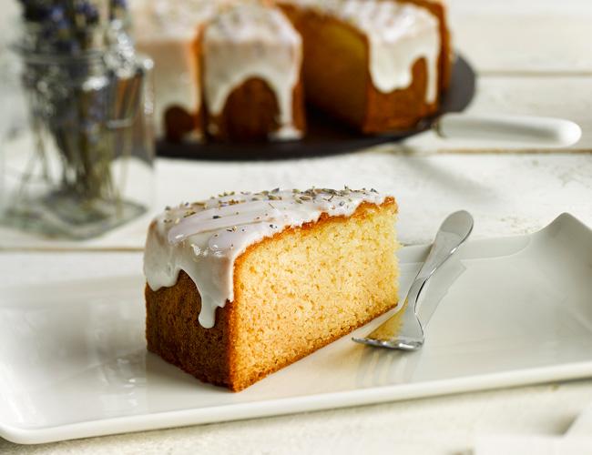 Bidfood Premium Selection Earl Grey lemon drizzle cake