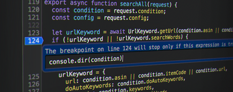 Do You Know Good Points at Conditional Breakpoints?