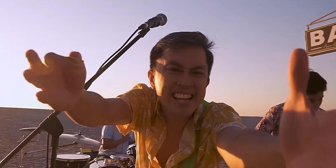 Delaney hit the beach in feel-good 'Lakbay' music video – watch