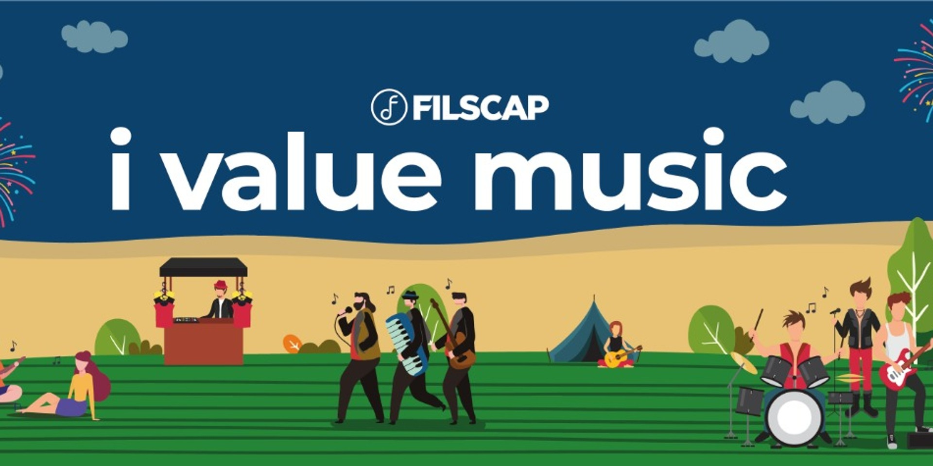 FILSCAP extends financial aid to its members