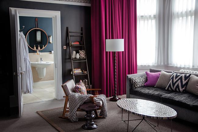 George Fentham suite Hampton Manor