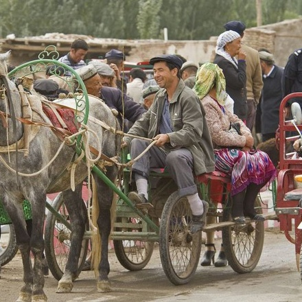 Kashgar & Western Mongolia Expedition