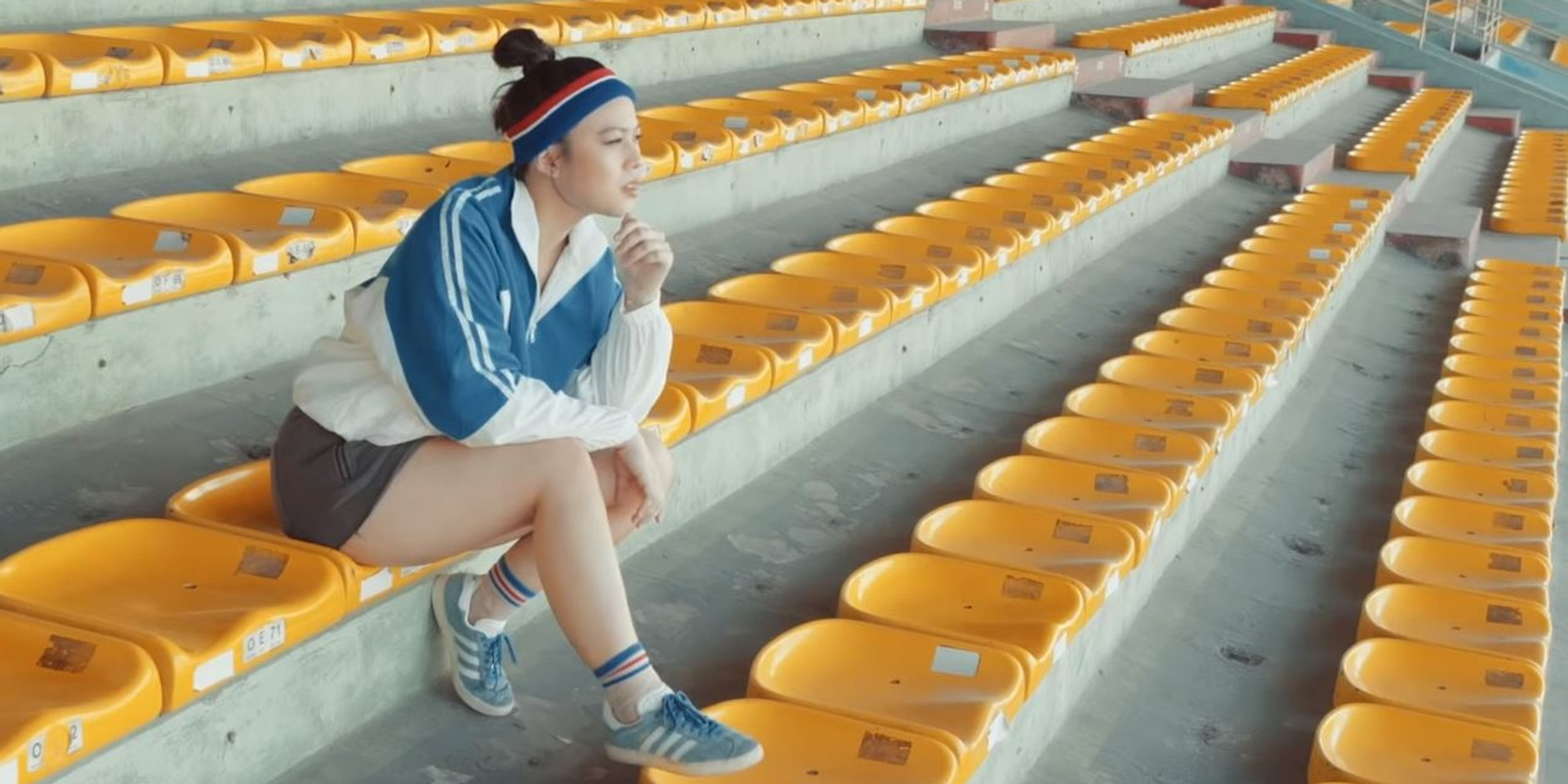 Reese Lansangan hits the running track in 'The Chase' music video – watch