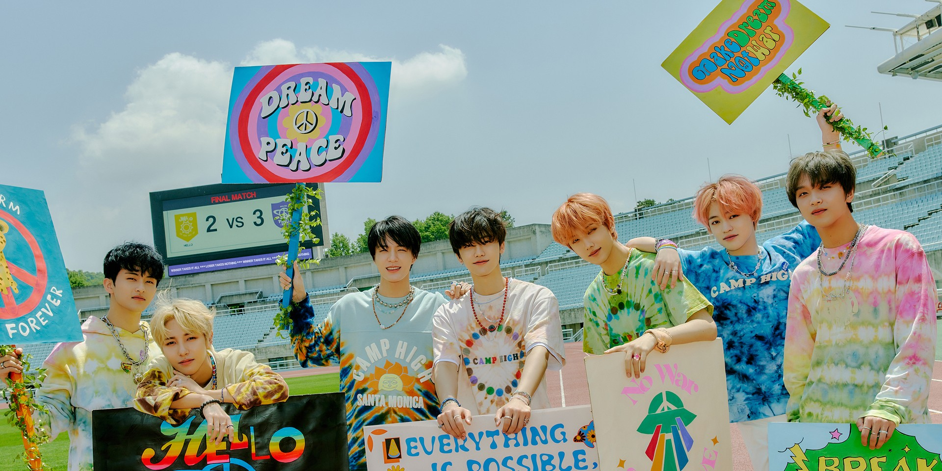 NCT DREAM to release repackaged first album, 'HELLO FUTURE'