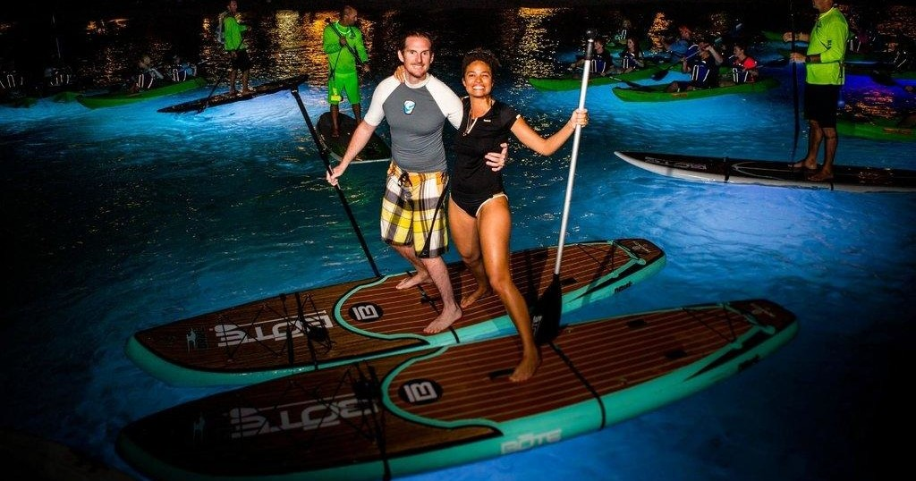 Night SUP Tour