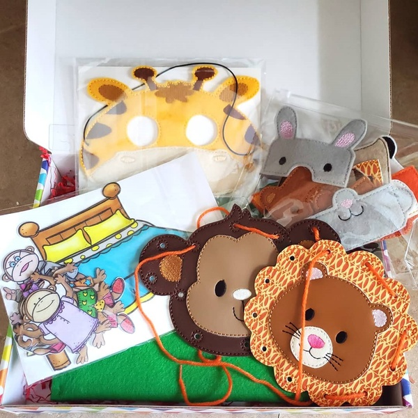Animal Themed Box (Tot)