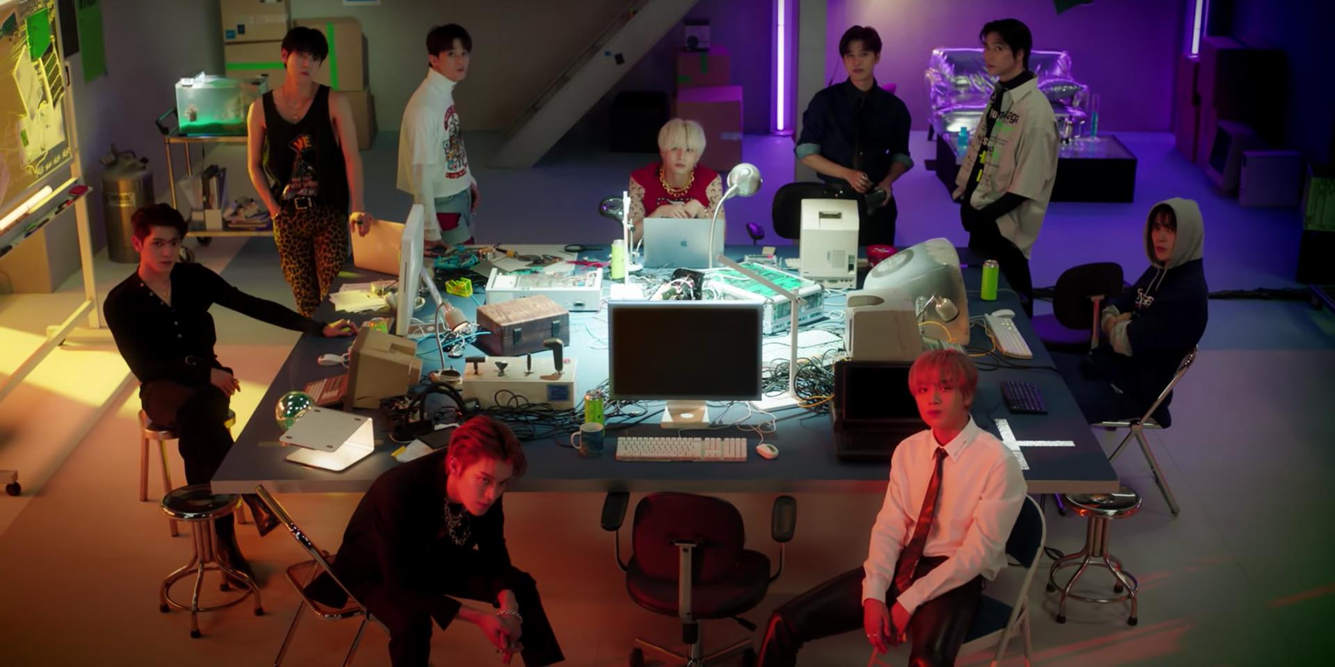 NCT 127 announce new album, 'STICKER'