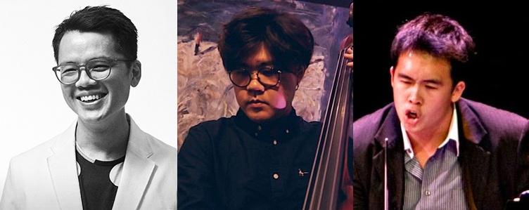 Piano 1 to 3: Tan Weixiang Trio