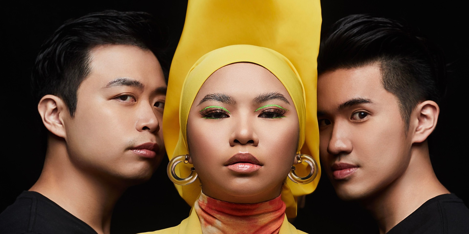 Malaysian dance music duo Spuds marks return with comeback single, 'Ghost' featuring Aina Abdul