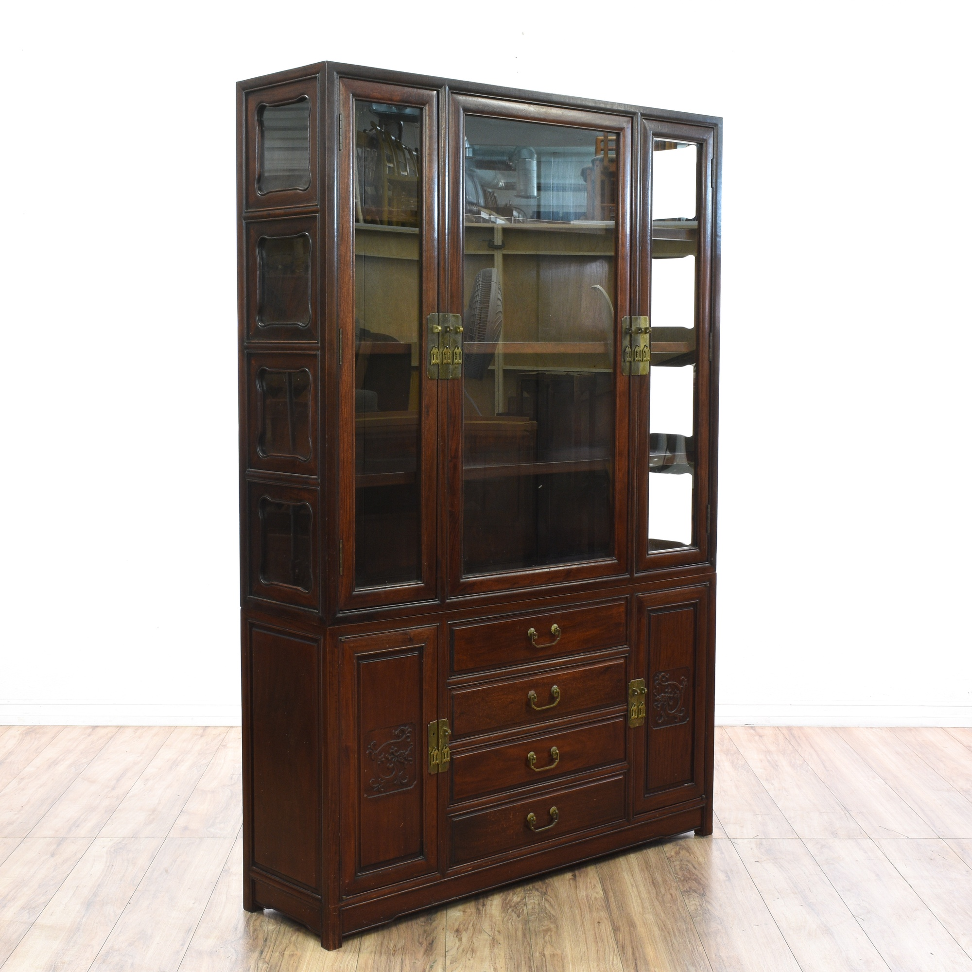 one china mcm shop hutch kroehler salvage sold