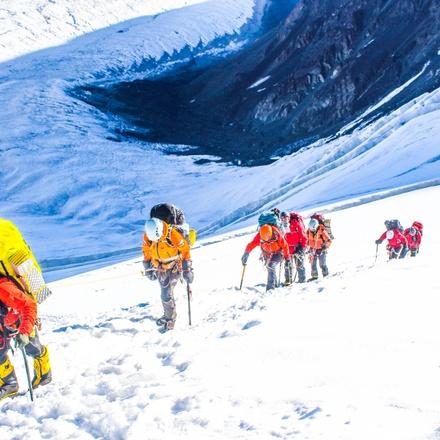 Everest Base Camp & Island peak climbing