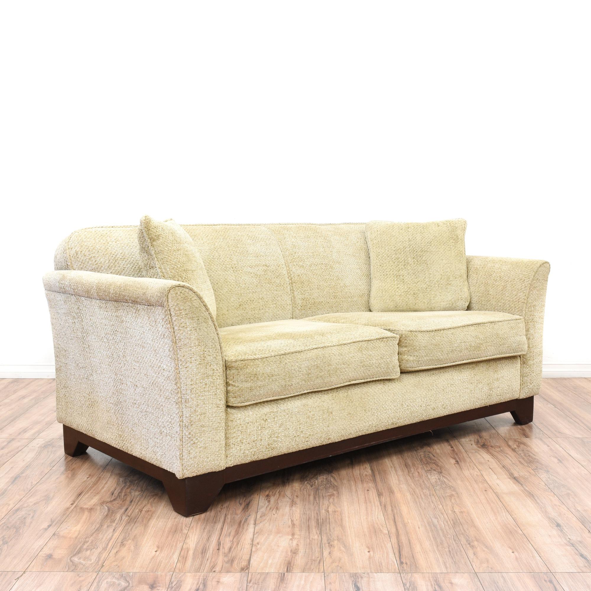 Loveseat sleeper sofa bed loveseat vintage furniture san for Sofa bed los angeles