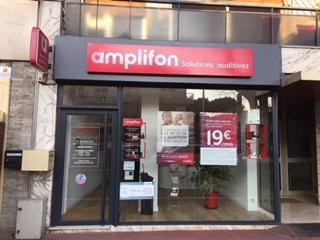 Photo du centre Amplifon de Mandelieu la Napoule