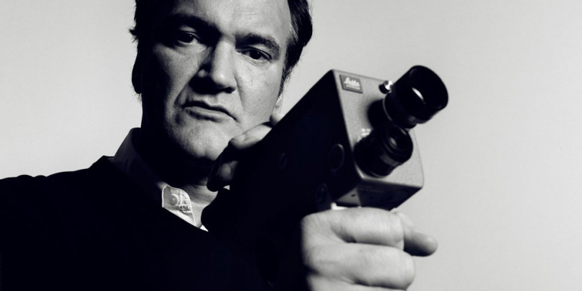Quentin Tarantino curates Spotify playlist of his favourite songs from his films – listen
