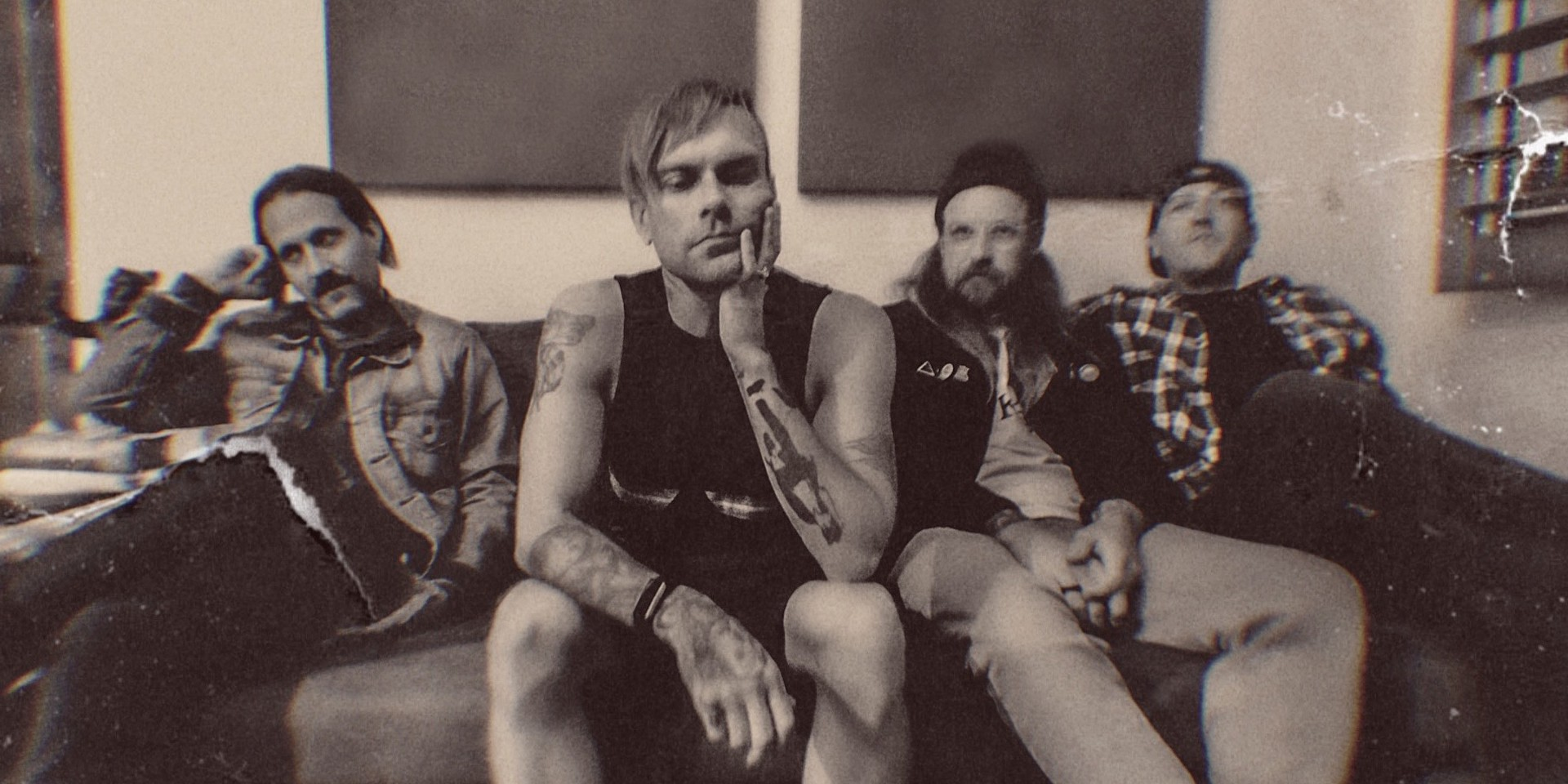 """""""Watching a show live is a magic you can't recreate"""": The Used's Jeph Howard on the new normal of the music scene"""