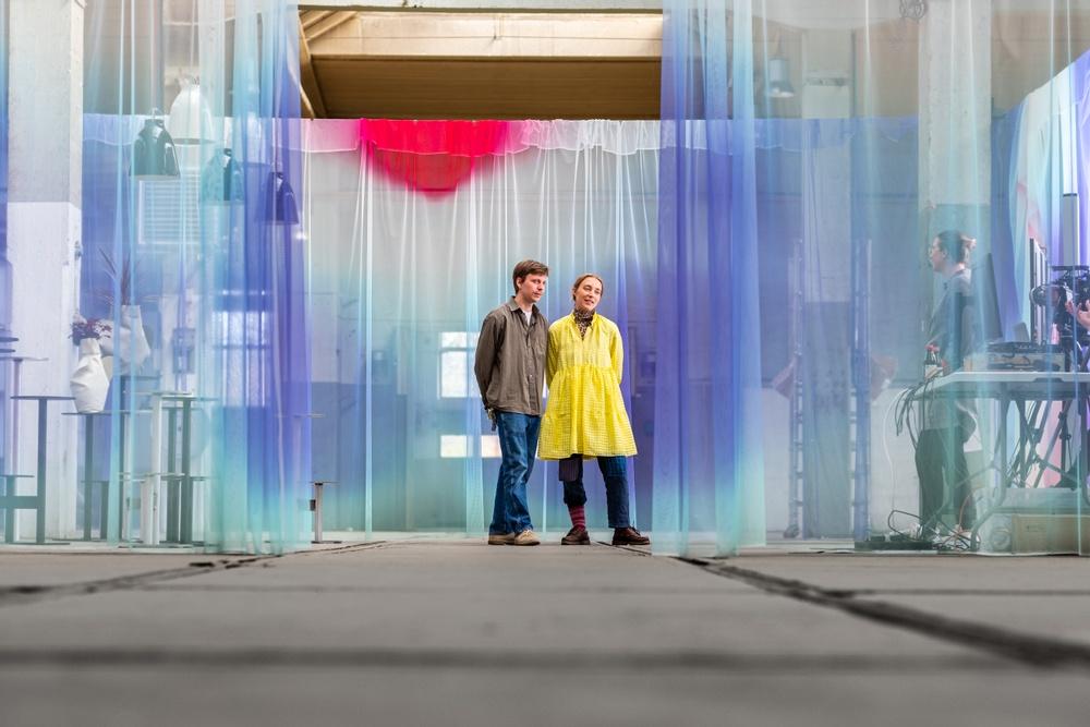 Ivar Lantz och Elvira Varghans, designduo Lantz/Varghans