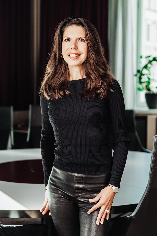 Sara Wallin, vd Almi Väst