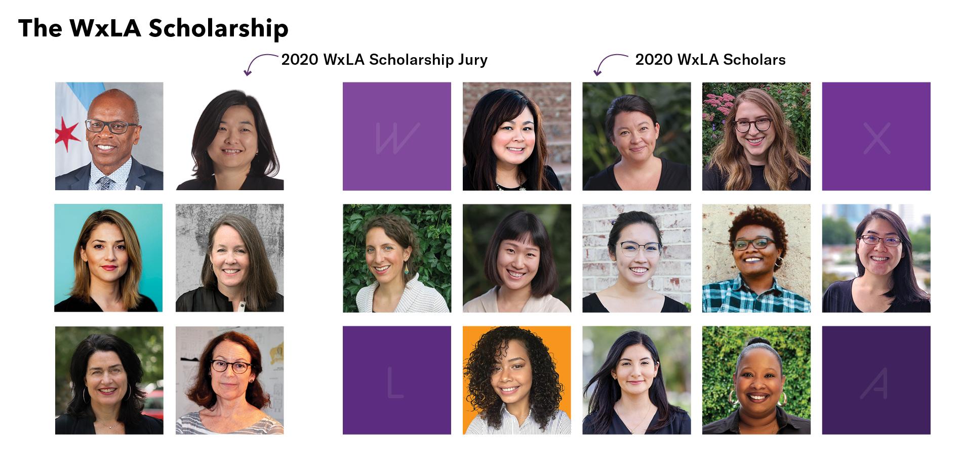 The WxLA Scholarship