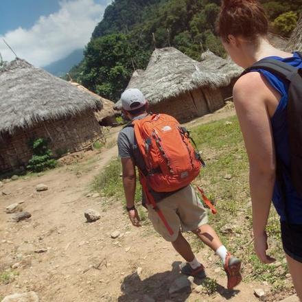 Colombia -  Lost City Trekking