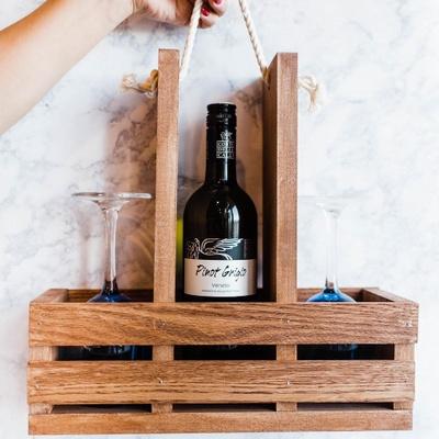 Wine Caddy Kit