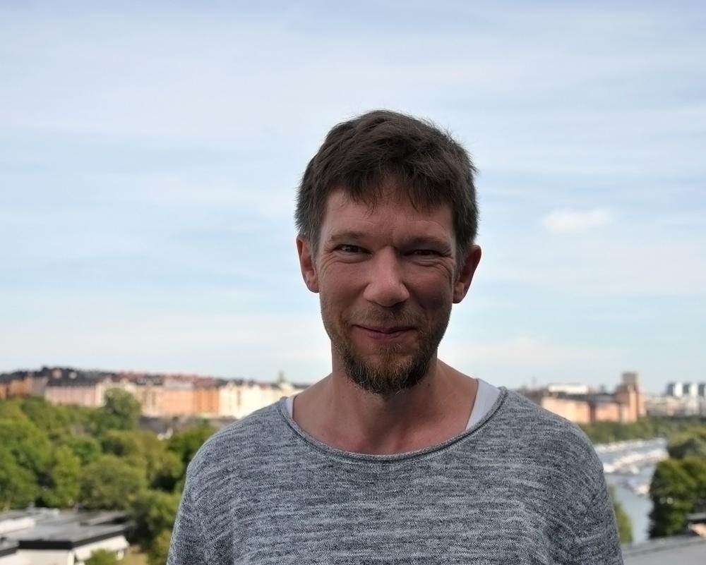 Stefan Löfgren, kultur- och konstkonsulent, Bygdegårdarnas Riksförbund