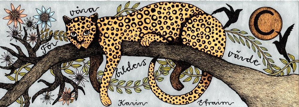Illustration av Karin Gärdefors.