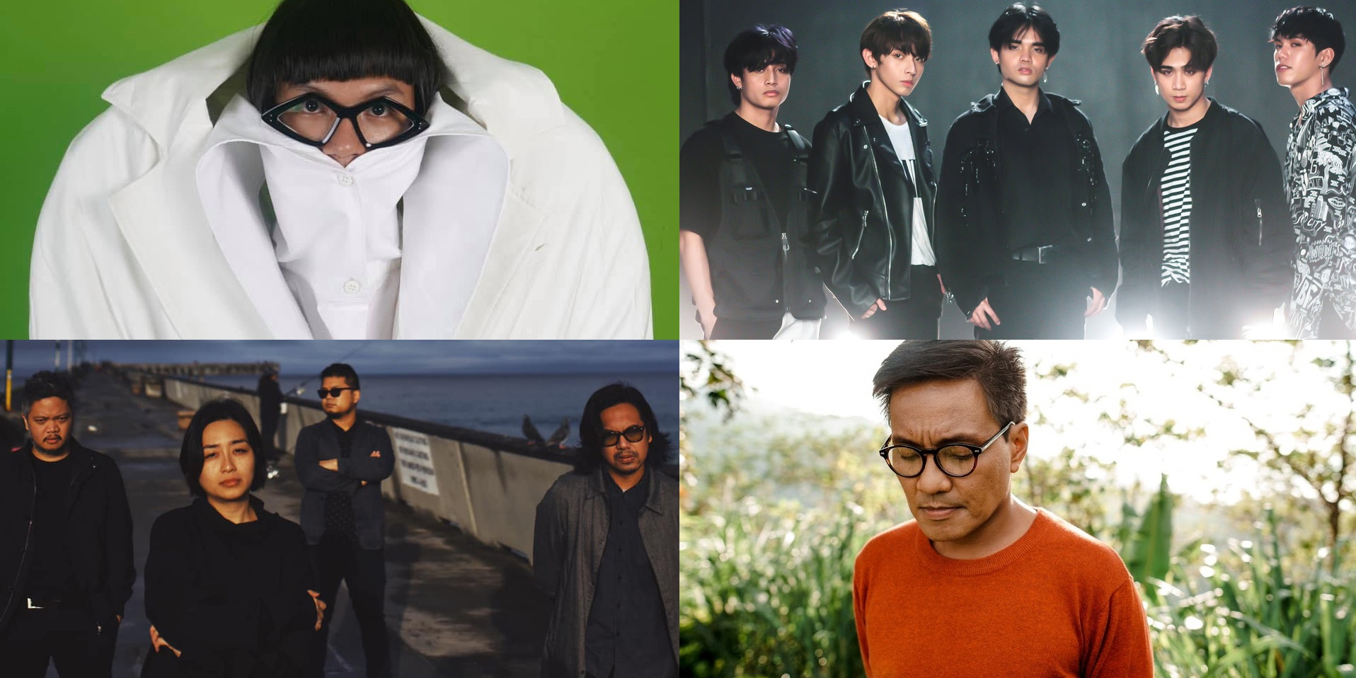Ebe Dancel, UNIQUE, SB19, UDD, and more to perform at Hiwaga: UP Fair this February
