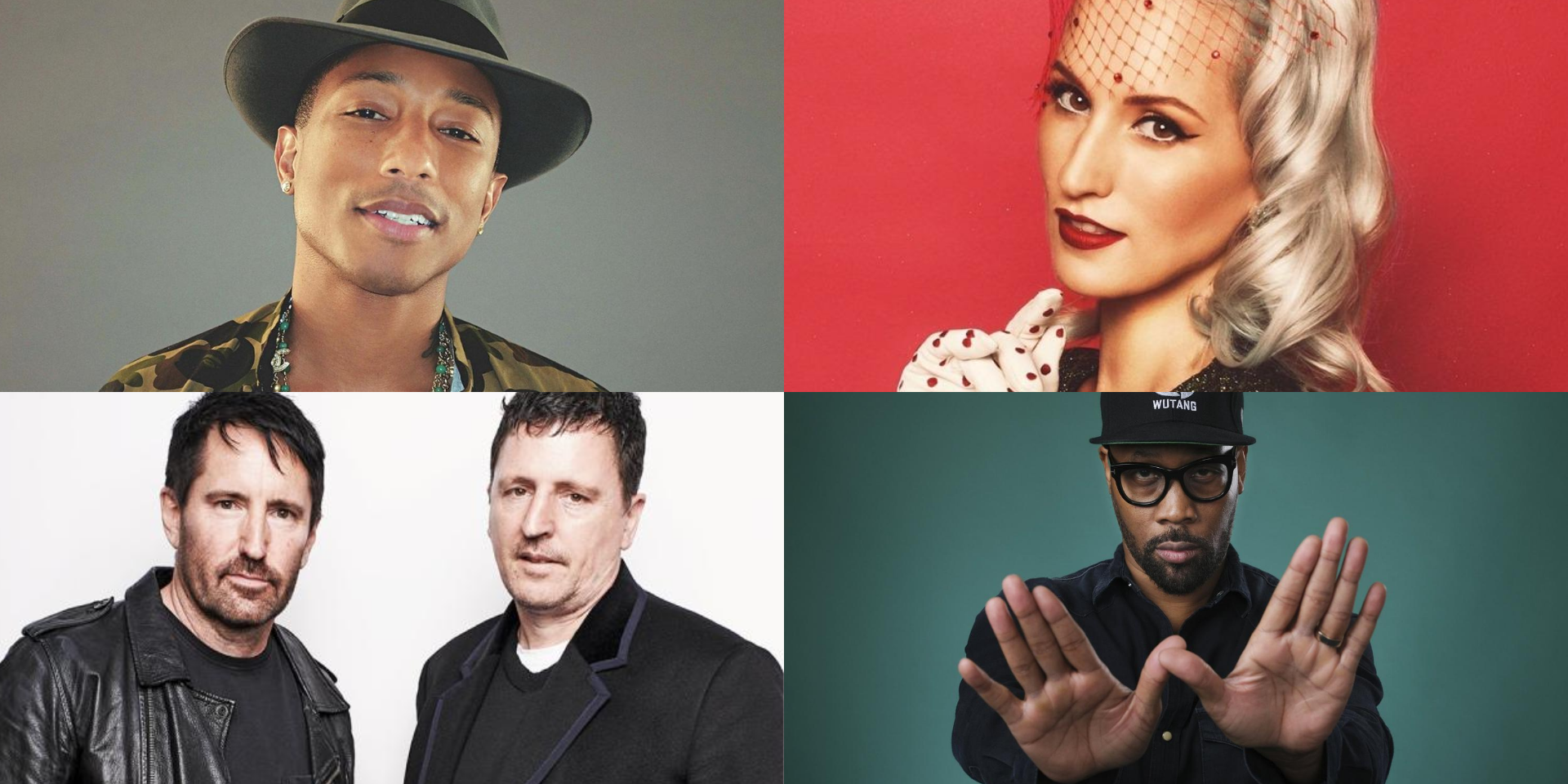 Trent Reznor and Atticus Ross, Pharrell, Ingrid Michaelson, RZA, and more nominated in 72nd Primetime Emmy Awards