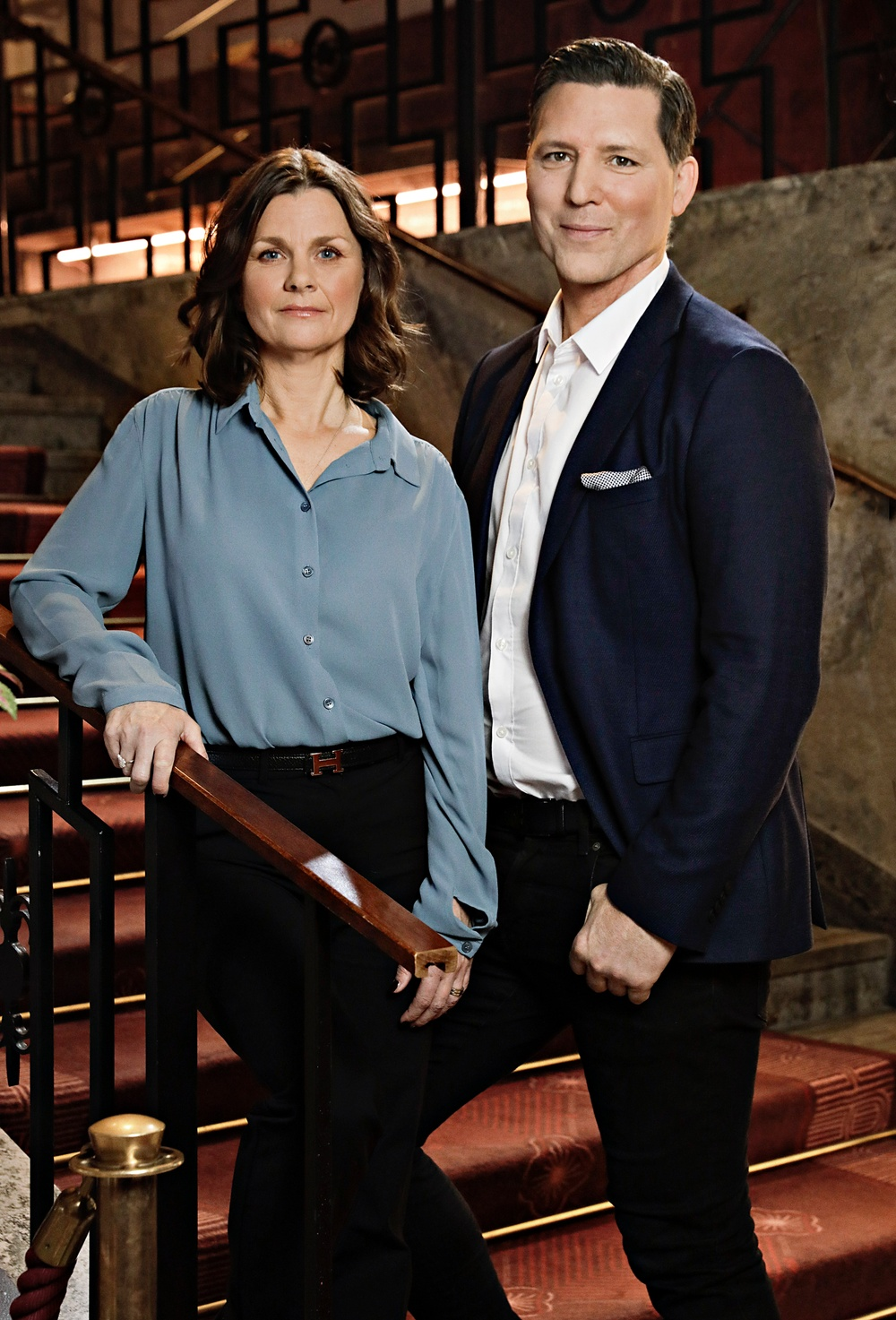 Anna Averud och Marcus Murray, Truesec
