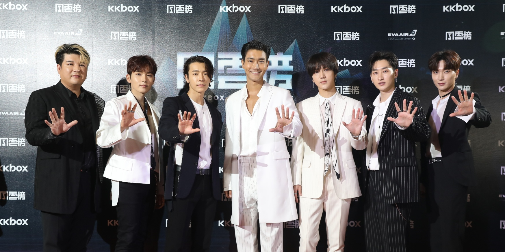 Highlights from the 2019 KKBOX Music Awards