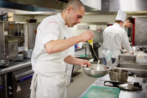 Martin Carabott of Luca restaurant, Clerkenwell, London