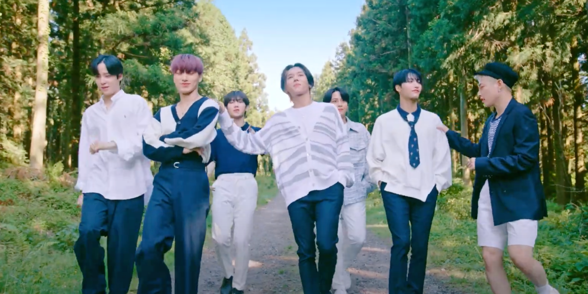 ATEEZ release Japanese single album with summer track 'Dreamers' - listen