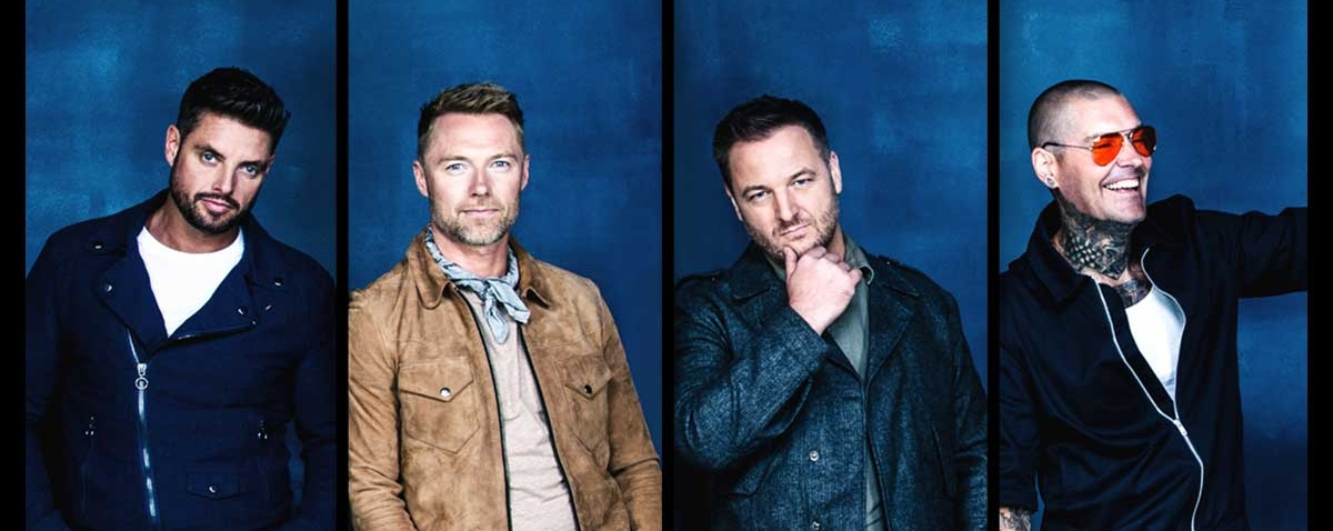 BOYZONE - THANK YOU AND GOODNIGHT FAREWELL TOUR