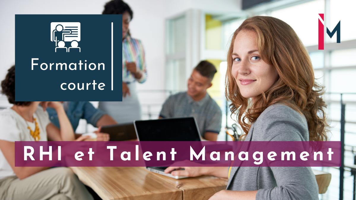 Représentation de la formation : Global Talent Management formation courte