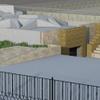 Tomb of Esther and Mordechai, Exterior, Digital Reconstruction [1] (Hamadan, Iran, 2011)