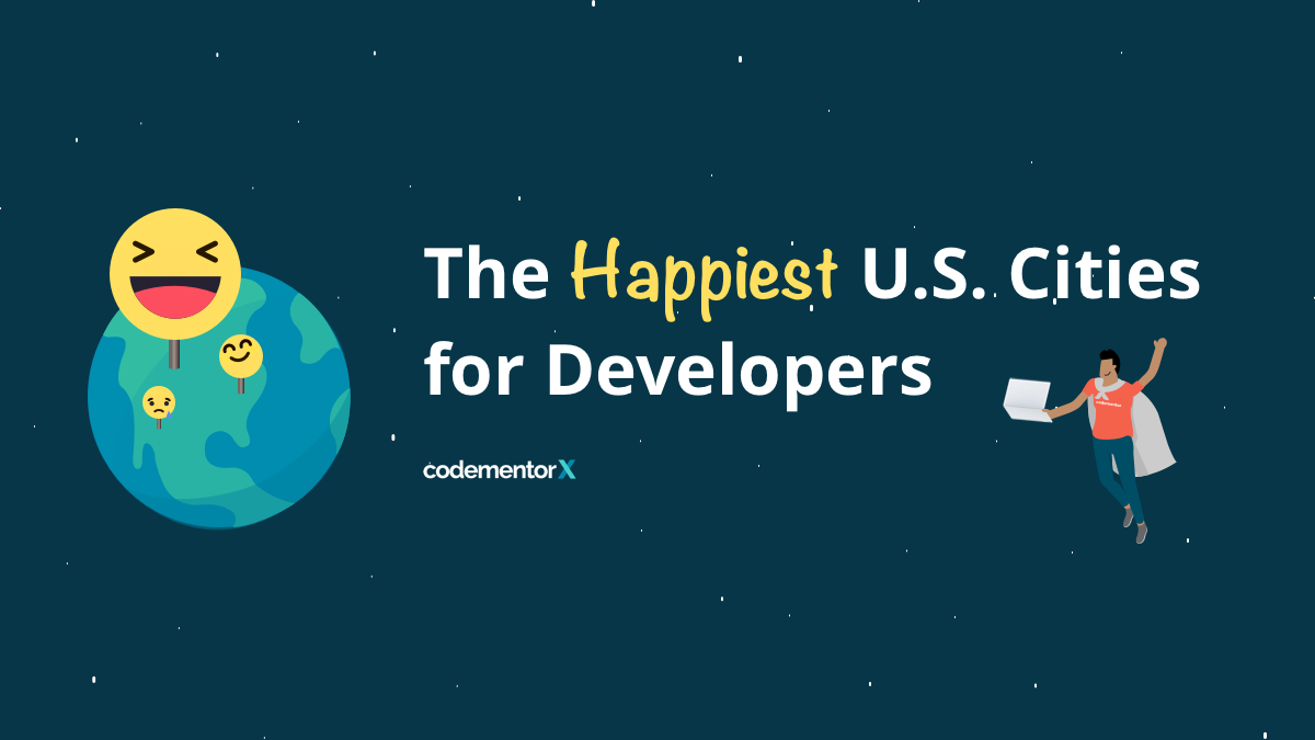 Happiest Cities in the U.S. for Software Engineers