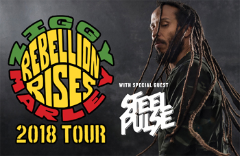 IAH- Ziggy Marley, September 12, 2018, gates 5pm